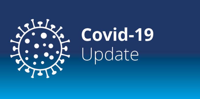 Image of Coronavirus Update notice